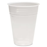 10oz Translucent Plastic Cold Cups