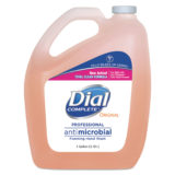 Dial Foaming Hand Soap – Gallons