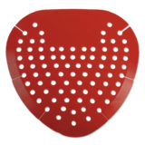 Boardwalk Urinal Screen – Cherry