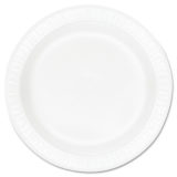 Dart® Concorde® Non-Laminated Divided Dinner Plates