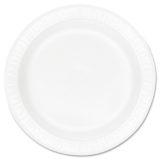 Dart Concorde Non-Laminated Undivided Dinner Plates