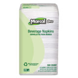 Marcal PRO™ 100% Recycled Beverage Napkins