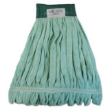 Boardwalk® Microfiber Looped-End Wet Mop Heads